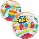 Bubble Burbuja Feliz cumpleaños