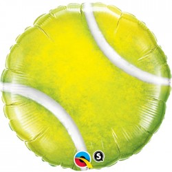 Globo pelota TENIS qualatex Foil