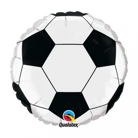 "Globo Balón de Fútbol 18""-45cm foil"