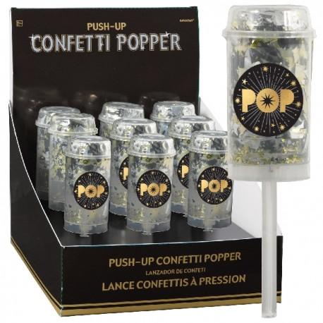 Confetti Popper - disparo de confeti