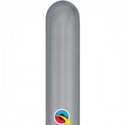 Globos modelar 260 chrome Qualatex