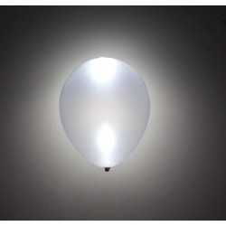 Globos con led de 28cm metal Sempertex