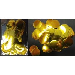 Bolsa de confeti de 10gr metal