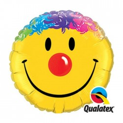 "Globo Sonrisa 36""-90cm Qualatex foil"