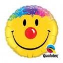 """Globo Sonrisa 36""""-90cm Qualatex foil"""