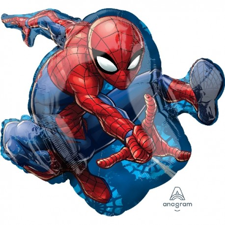 Globo Spiderman ACTION forma Foil