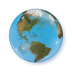 Bubble Burbuja planeta tierra