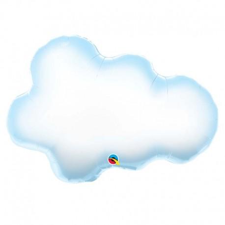 Globo Nube foil Qualatex