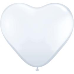 """Globos Corazón 11""""-28cm..."""