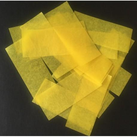 Confeti rectangular 1kg para globos