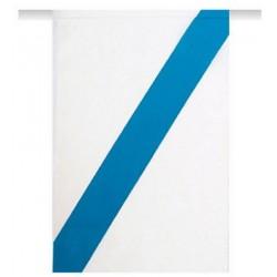 Bandera gallega de plástico 50m