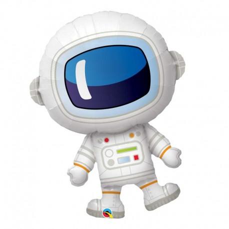 Globo astronauta Qualatex