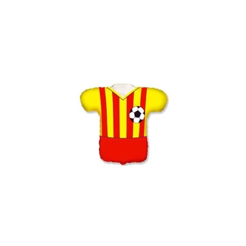 """Globo Camiseta de Fútbol 26""""-66cm foil"""