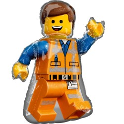 Globo LEGO la película 2 forma