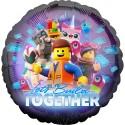"Globo LEGO la película 2 18""-45cm foil"