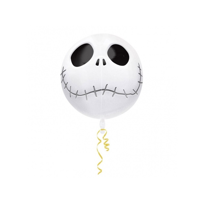Globo Jack esqueleto