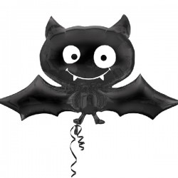 Globo Murciélago Halloween foil