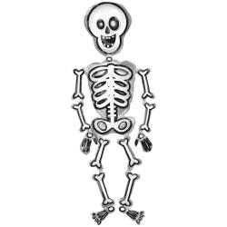 Globo esqueleto caminador