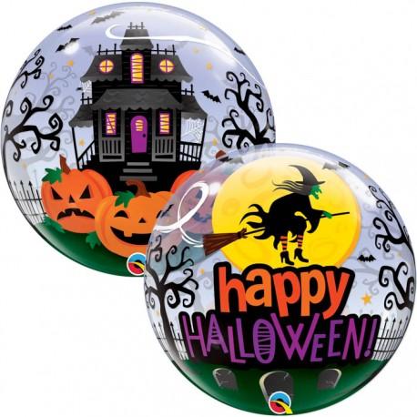 Bubble burbuja Happy Halloween