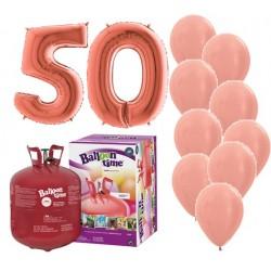Pack globos 50 aniversario...