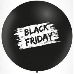 Globos Black Friday 90cm TG