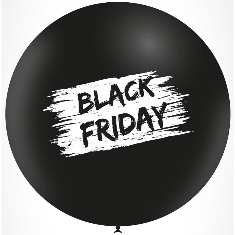 Globos Black Friday 90cm TG