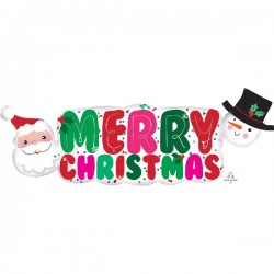 Globo Merry Christmas...