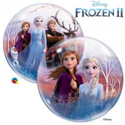 Bubble Burbuja Frozen II