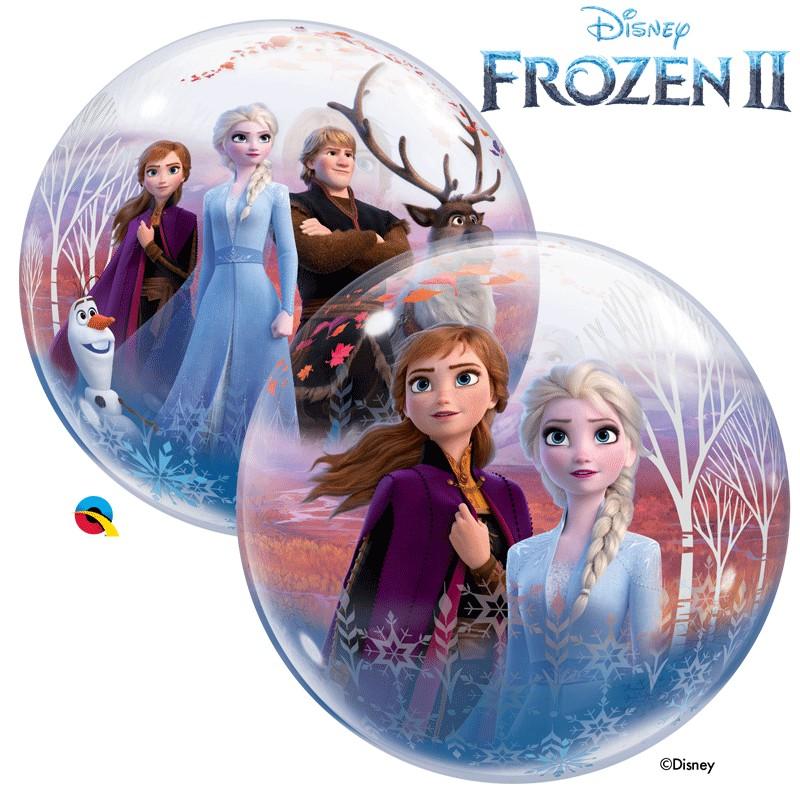 Bubble Burbuja Frozen II