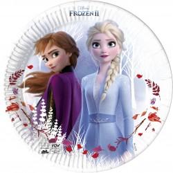Platos Frozen II de 23cm