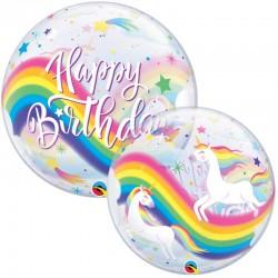 Bubble Burbuja Cumpleaños...