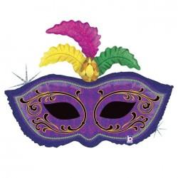 Globo Antifaz de Carnaval...