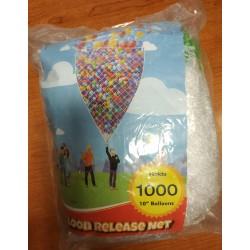 Red suelta globos 1000 TG