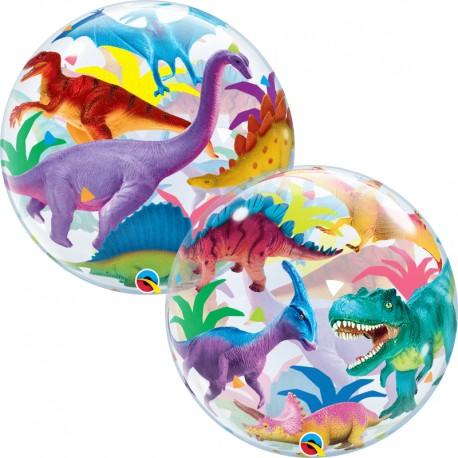 Bubble de dinosaurios