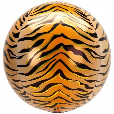 Globo Orbz Animal Tigre 38*40cm