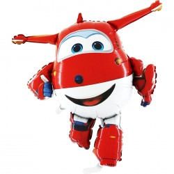 Globo Superwings JETT de foil