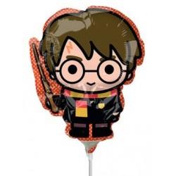 Globo Harry Potter para palito foil
