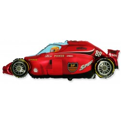Globo coche Fórmula1 foil TG