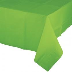 Mantel de papel de colores