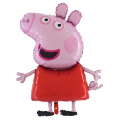 Globo Peppa Pig  Forma foil TG