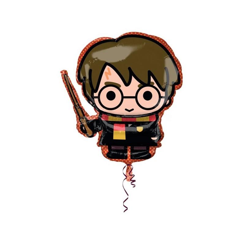 Globo Harry Potter forma 78cm foil