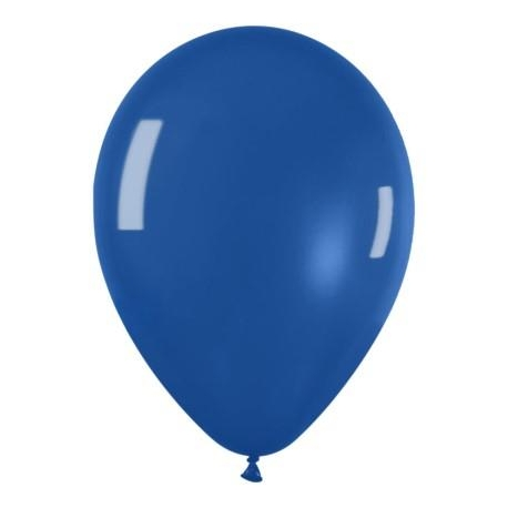 "Globos colores Cristal 5""-13cm Sempertex"