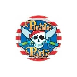 Plato 23cm Fiesta Pirata