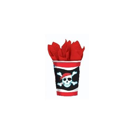 Vaso Fiesta Pirata