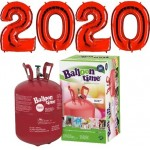 Packs globos para Navidad y Halloween