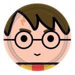 Vajilla Harry Potter