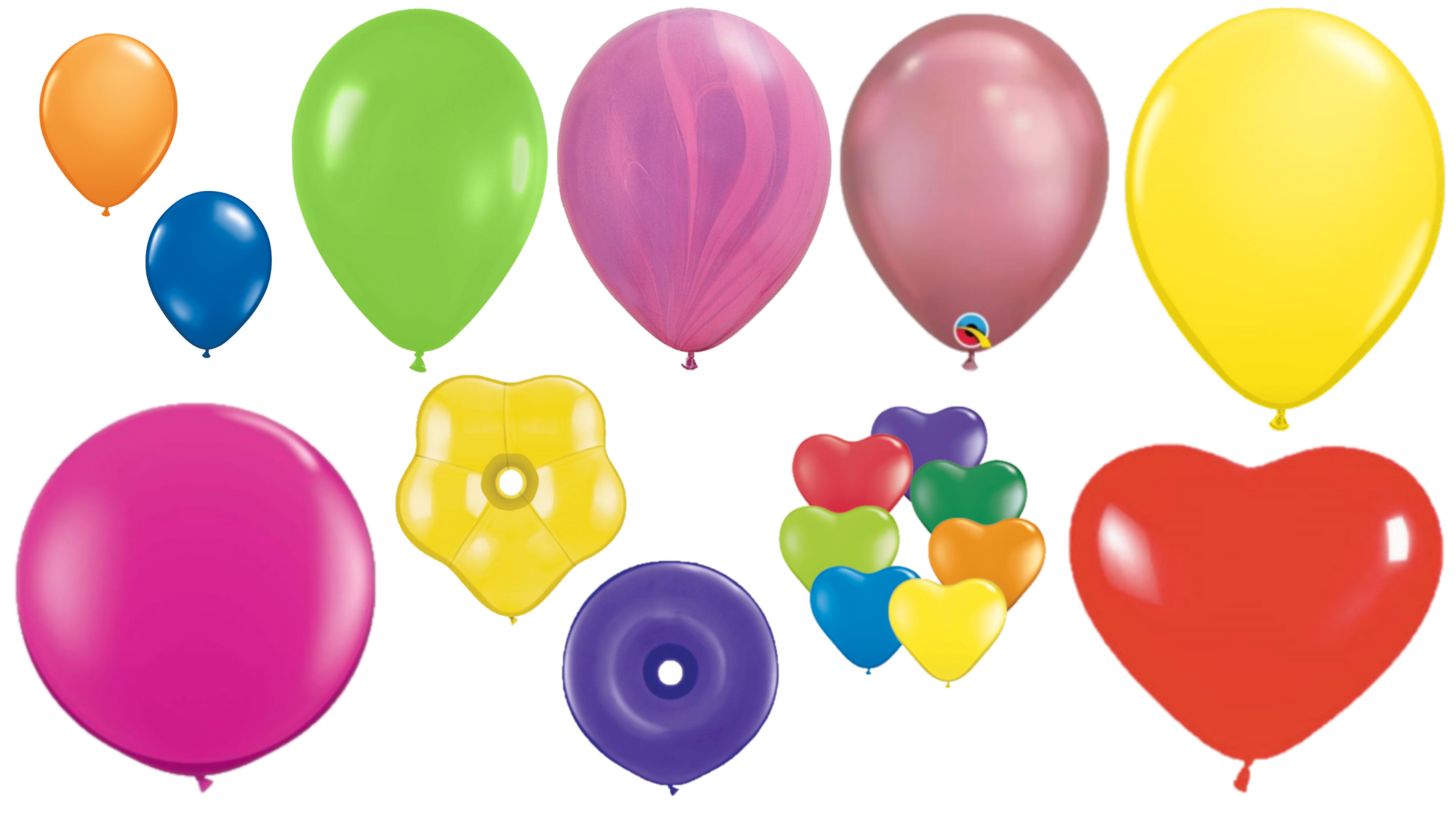 Globos de latex